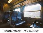 interior of a regional second...   Shutterstock . vector #757160359
