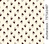 minimalist abstract background. ... | Shutterstock .eps vector #757161487