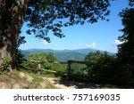 Small photo of Blue Ridge Mountain Overlook