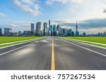 cityscape and skyline of... | Shutterstock . vector #757267534