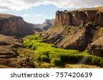 Panorama Of Canyon Rio Pintura...