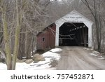 Cox Ford Covered Bridge Parke...
