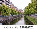 hague   april 29  2017. hague ... | Shutterstock . vector #757474975