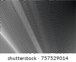 minimal grey scale a4 cover... | Shutterstock .eps vector #757529014