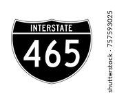 interstate highway 465 road...