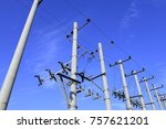 Small photo of High pressure line and high voltage line