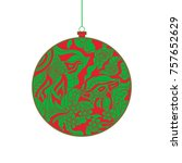 Christmas Tree Toy. Happy New...