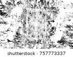 grunge black and white seamless ... | Shutterstock . vector #757773337