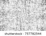 grunge black and white seamless ... | Shutterstock . vector #757782544