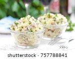 national cuisine. russian... | Shutterstock . vector #757788841