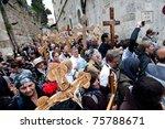 Jerusalem   April 22  Orthodox...