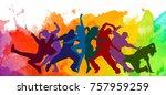 detailed illustration...   Shutterstock . vector #757959259