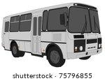 minibus | Shutterstock . vector #75796855