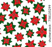 Seamless Pattern With Doodle...