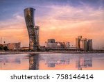 abu dhabi  uae   2017   the... | Shutterstock . vector #758146414