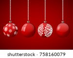 christmas ornaments pack 1