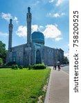 st. petersburg  russia   july...   Shutterstock . vector #758200525