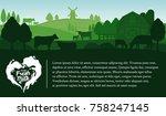 vector milk illustration with