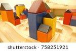 Wooden Blocks Toys