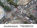 chengdu  china   march 17  2017 ... | Shutterstock . vector #758288524