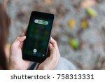chonburi  thailand   november... | Shutterstock . vector #758313331