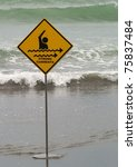 Strong Currents Sign