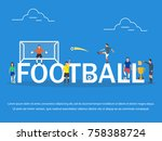 vector illustration of young...   Shutterstock .eps vector #758388724