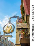muenster  germany   september... | Shutterstock . vector #758437195