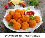Potato Croquettes   Mashed...