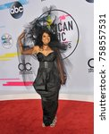 diana ross at the 2017 american ... | Shutterstock . vector #758557531