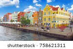 willemstad  curacao   march ... | Shutterstock . vector #758621311