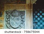czech republic  brno city ... | Shutterstock . vector #758675044