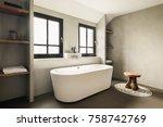 eindhoven  the netherlands  ... | Shutterstock . vector #758742769