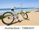 Vintage Beach Cruiser Bike...