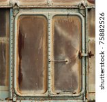 Vintage Railroad Container...