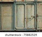 Vintage Railroad Containner...