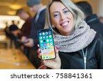 amsterdam  netherlands  ...   Shutterstock . vector #758841361