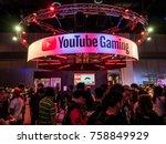 bangkok  thailand   november 4... | Shutterstock . vector #758849929