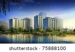 3d building | Shutterstock . vector #75888100