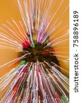 Zoom Burst On Christmas Tree...