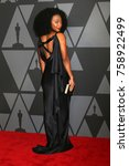 Small photo of LOS ANGELES - NOV 11: Betty Gabriel at the AMPAS 9th Annual Governors Awards at Dolby Ballroom on November 11, 2017 in Los Angeles, CA