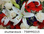 bouquet  costa blanca   spain | Shutterstock . vector #758990215