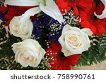 bouquet  costa blanca   spain | Shutterstock . vector #758990761