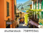 Picturesque Colorful Old Town Street - Fine Art prints