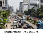 jakarta  indonesia   october 13 ... | Shutterstock . vector #759158275