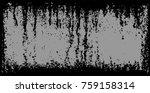 grunge background texture gray...   Shutterstock .eps vector #759158314
