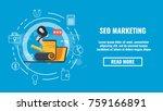 world blogging and media... | Shutterstock .eps vector #759166891