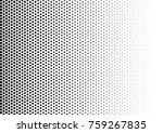 vintage halftone background.... | Shutterstock .eps vector #759267835