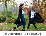 outdoors lifestyle fashion... | Shutterstock . vector #759303601