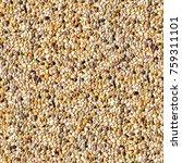 small pebble or shingle... | Shutterstock . vector #759311101